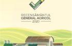RECENSAMÂNTUL GENERAL AGRICOL – RUNDA 2020