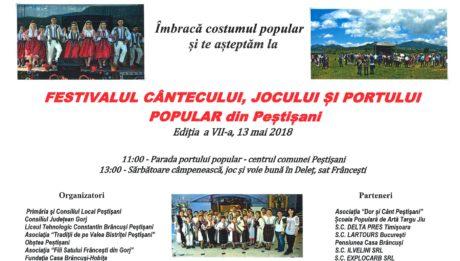 Festivalul Cântecului, Jocului și Portului Popular