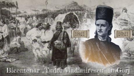 """Anul 2021 declarat, în Gorj, """"Anul Tudor Vladimirescu"""""""